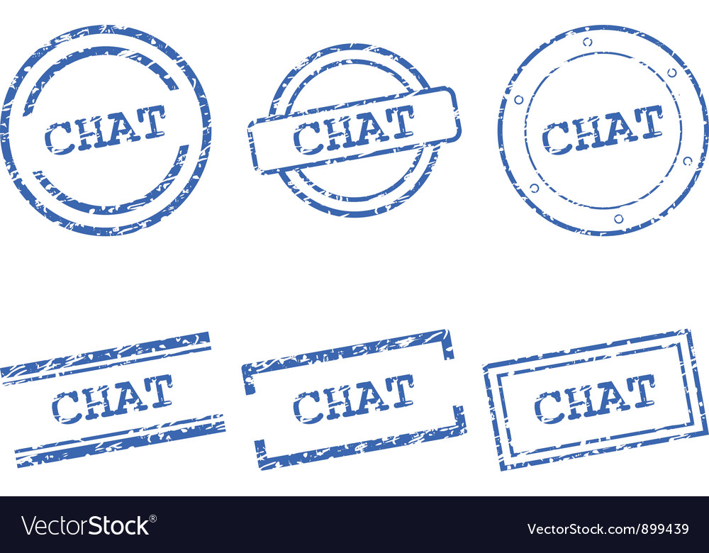Chat stamps