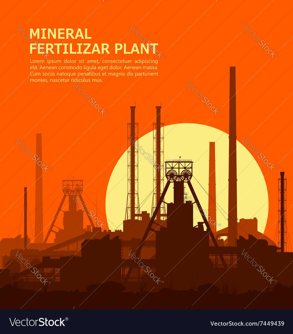 Plant manufactory mineral fertilizer