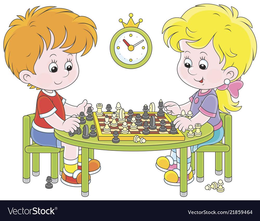 Bildresultat för chess cartoon