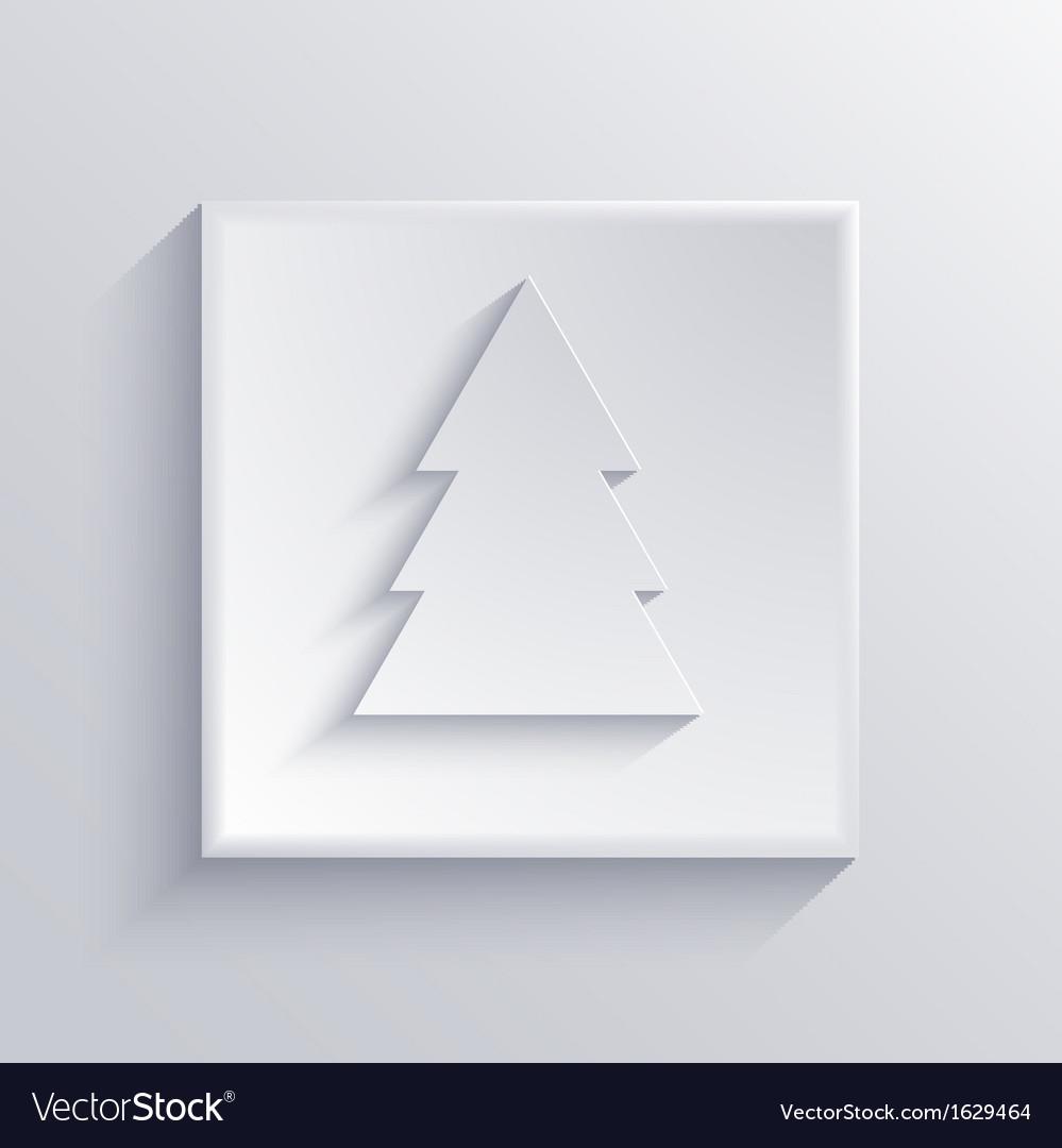 Light square icon Eps 10