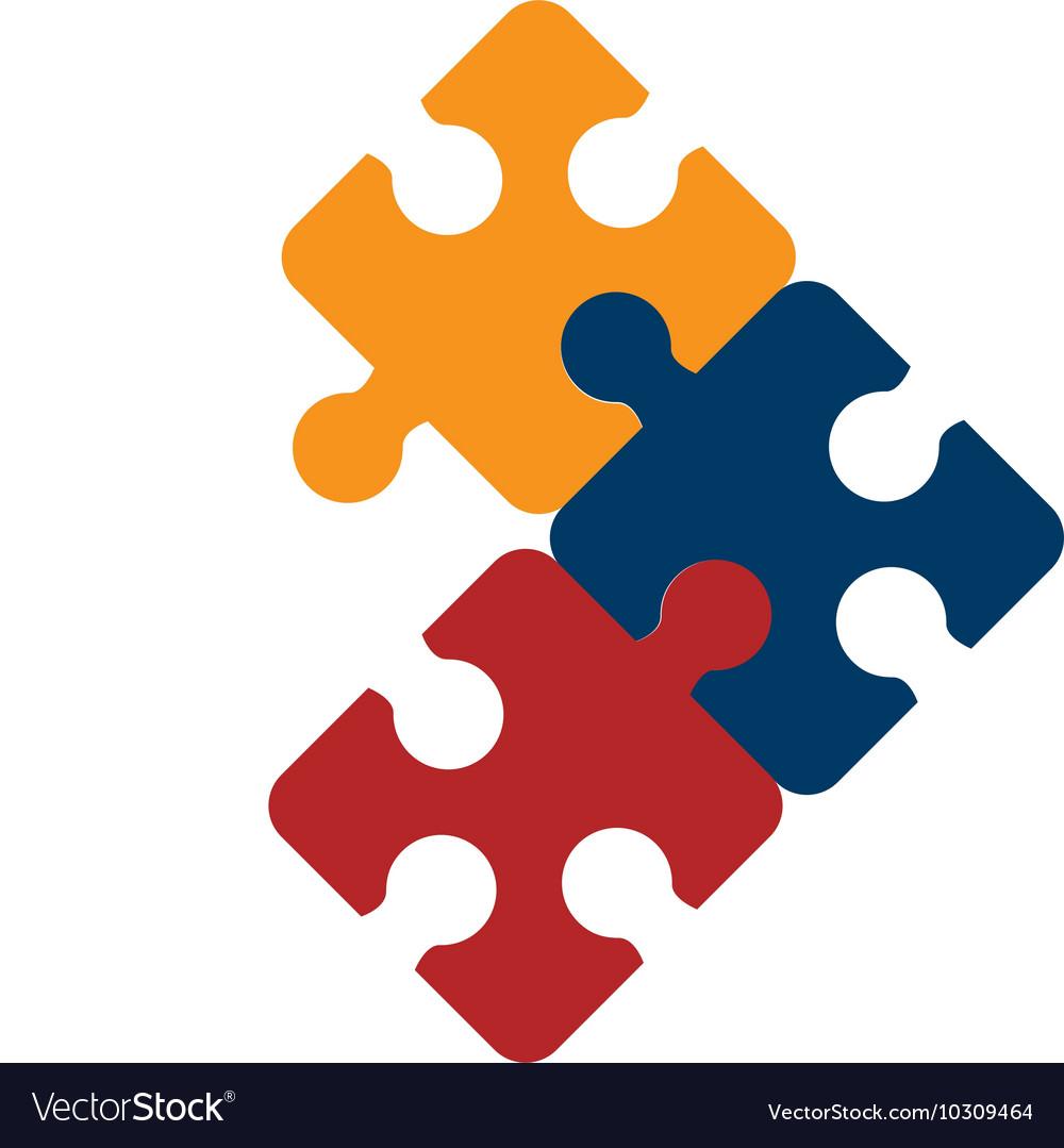 Puzzle piece game