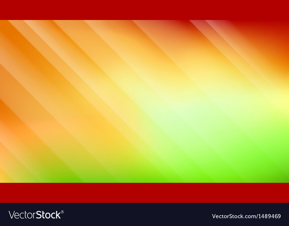 Abstract colorful yellow and green background