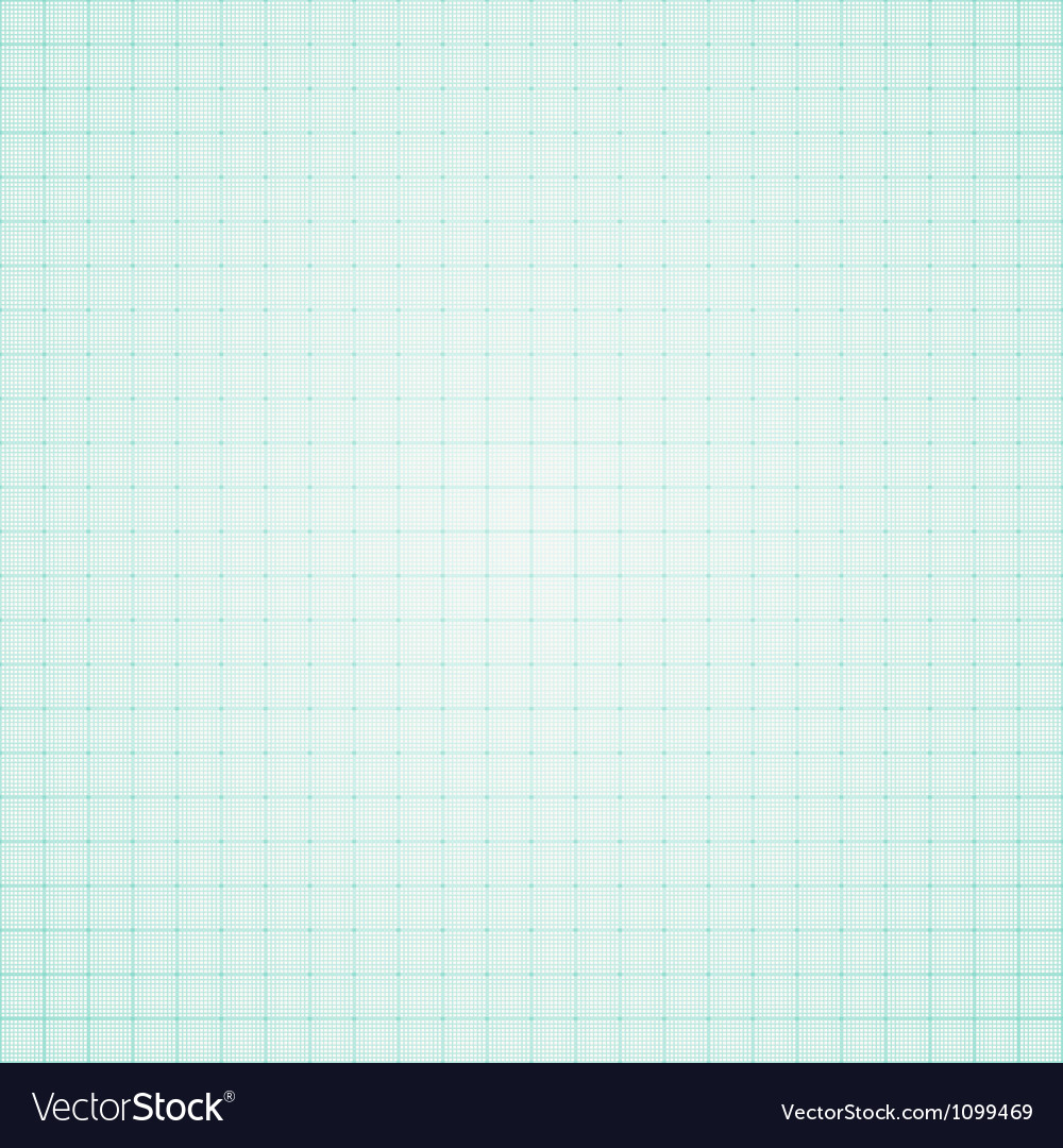 Blue graph paper background
