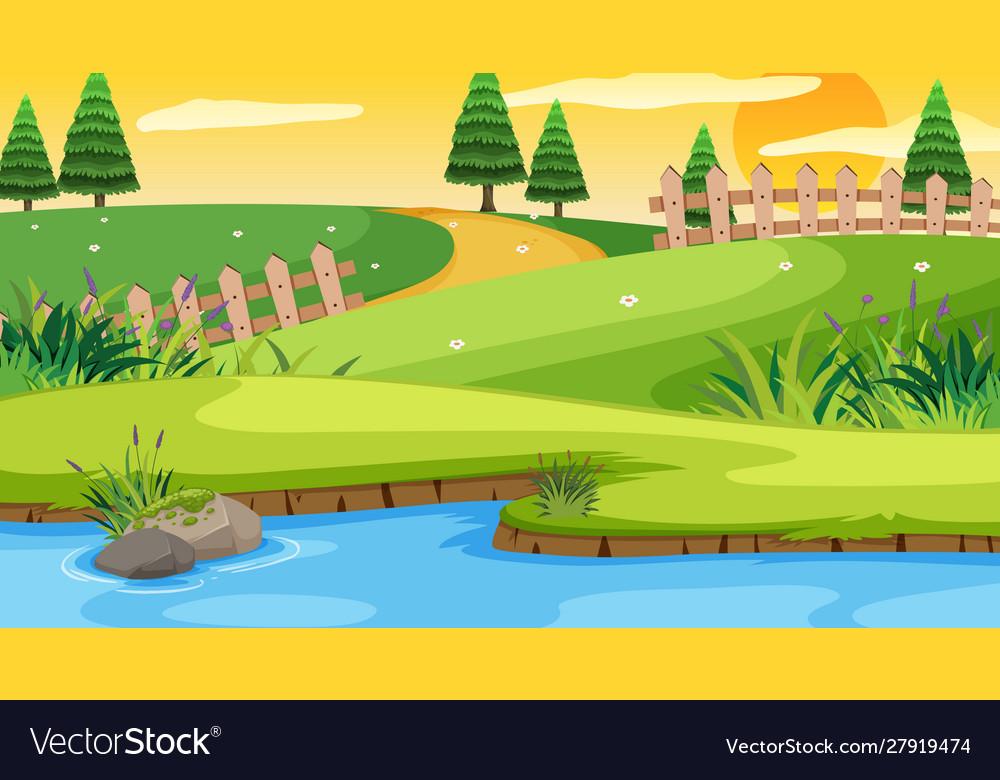 22+ River Vector Art