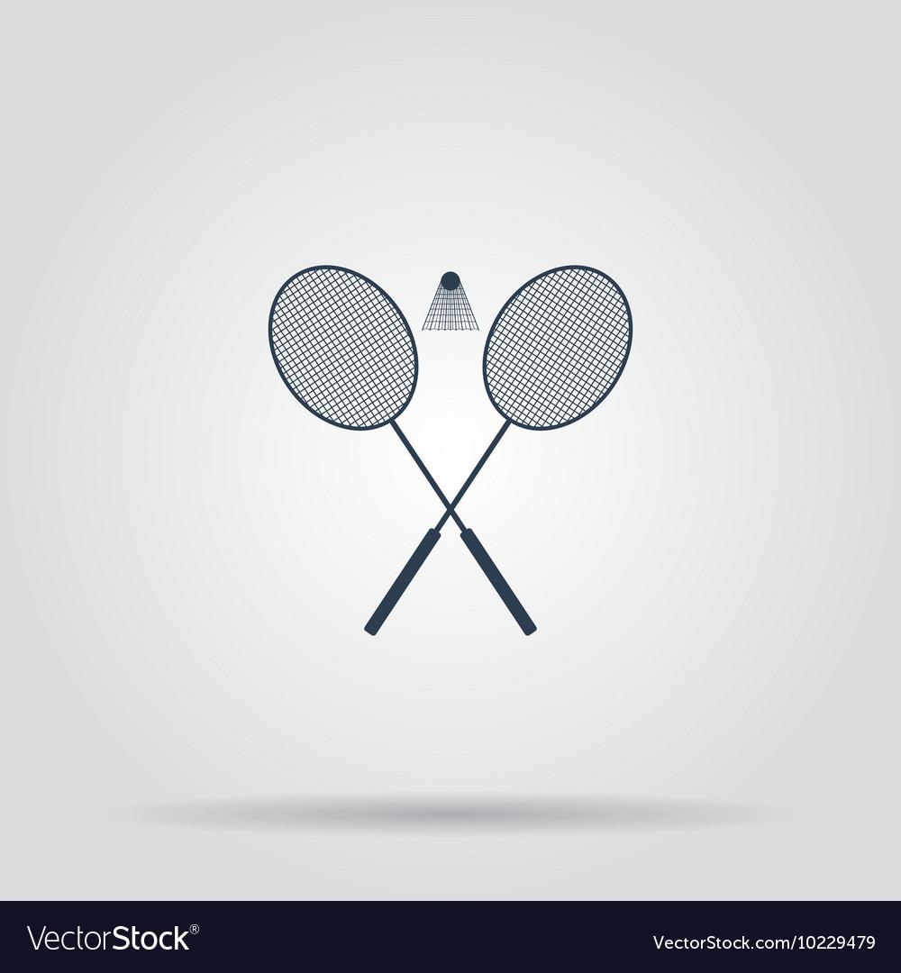 Badminton icon