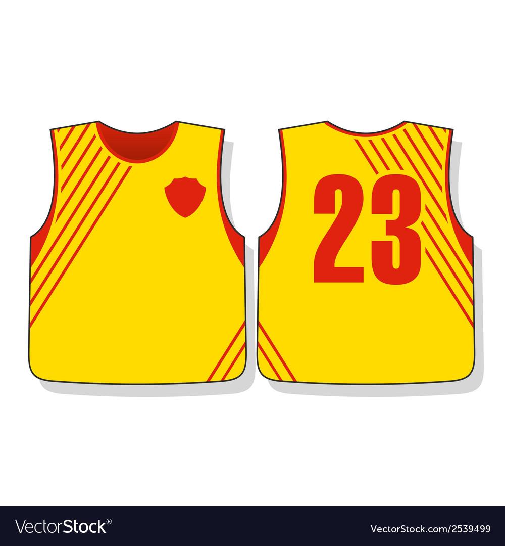 Soccer sports uniforms