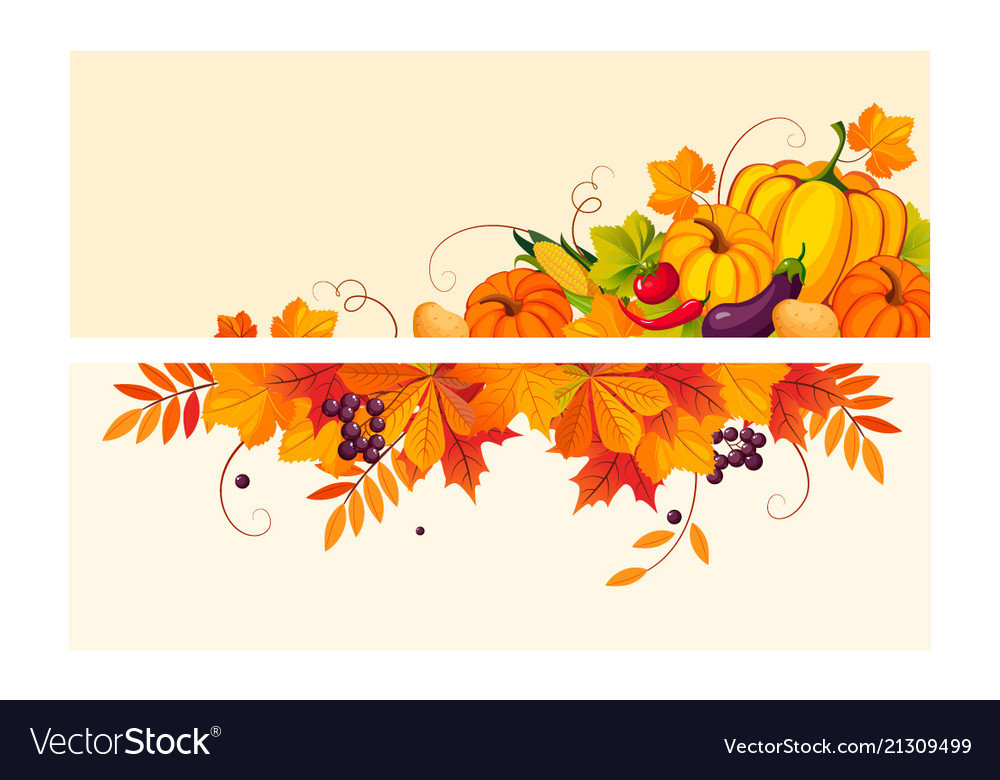 Thanksgiving background with space for text