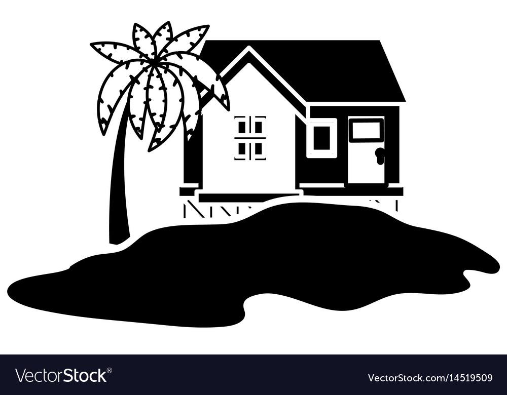 Island house draw