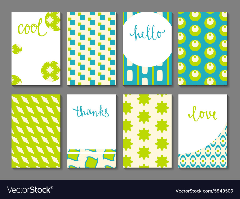 photograph relating to Printable Journaling Cards identified as Established of printable journaling playing cards