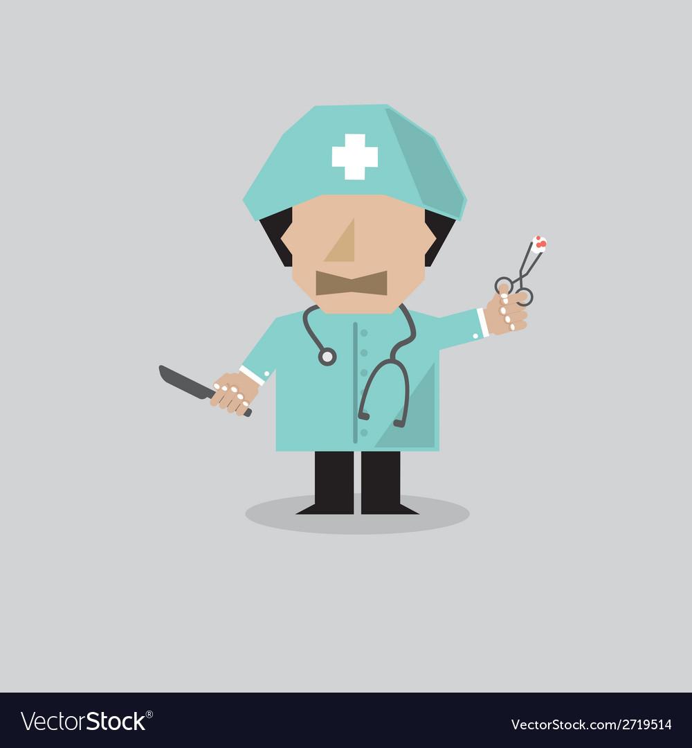 Surgeon Man