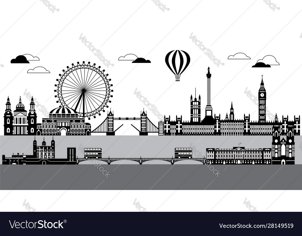 London city skyline 8