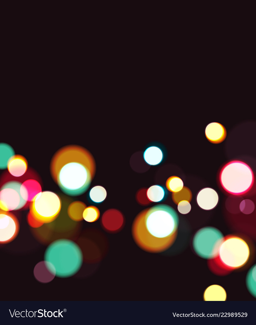 Christmas Lights Background.Merry Christmas Lights Background