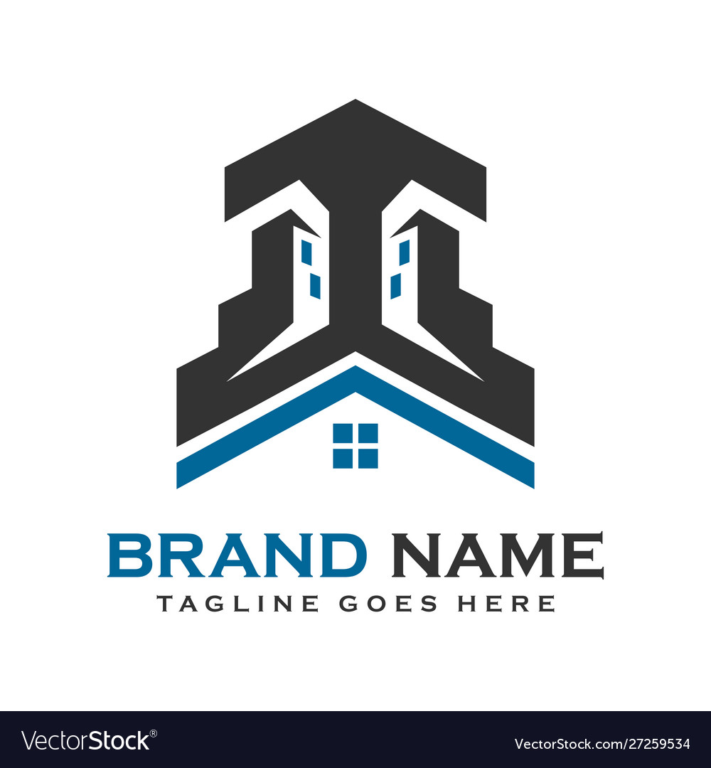 Home and building logos
