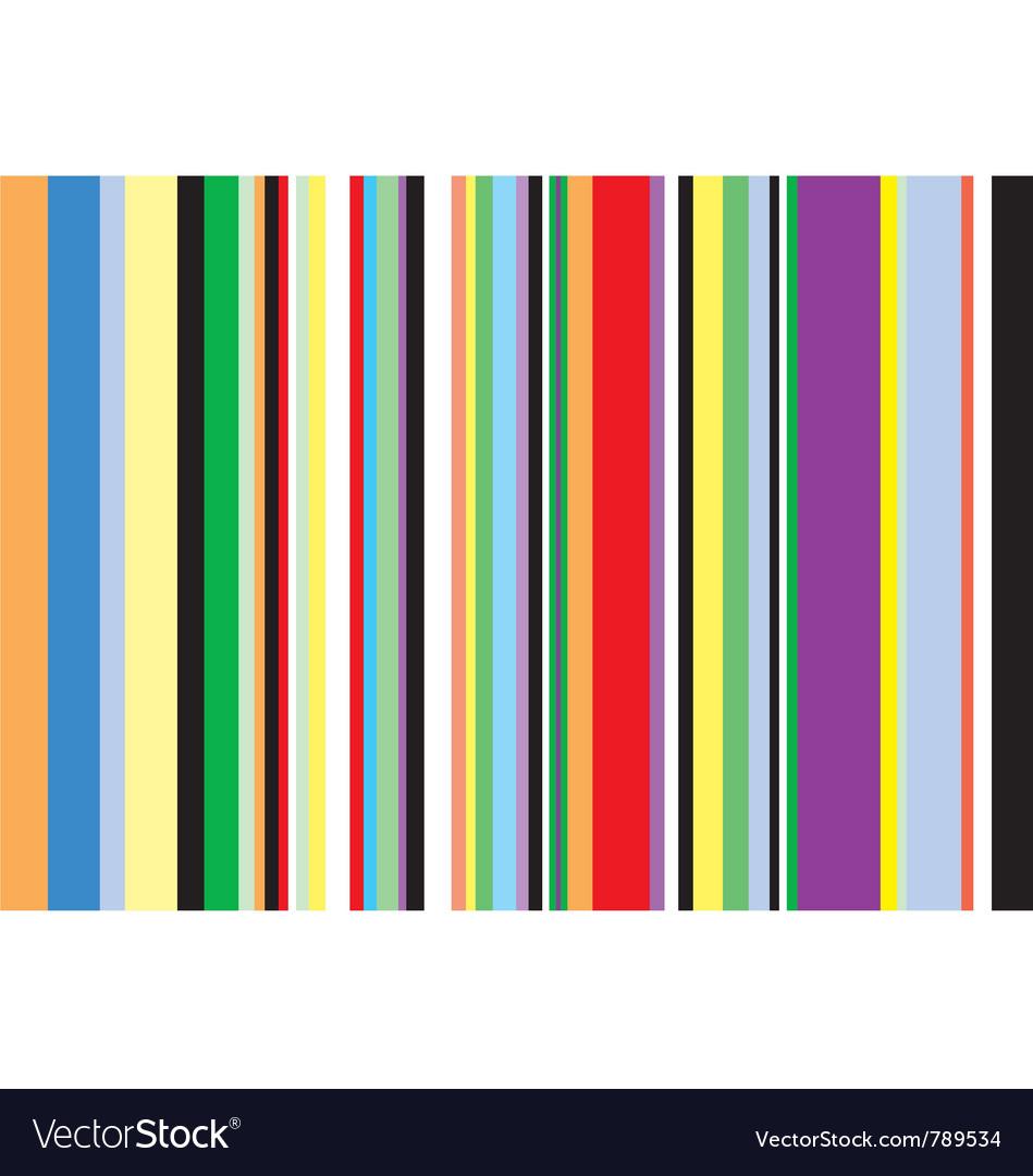 Stripes in Multi-Color