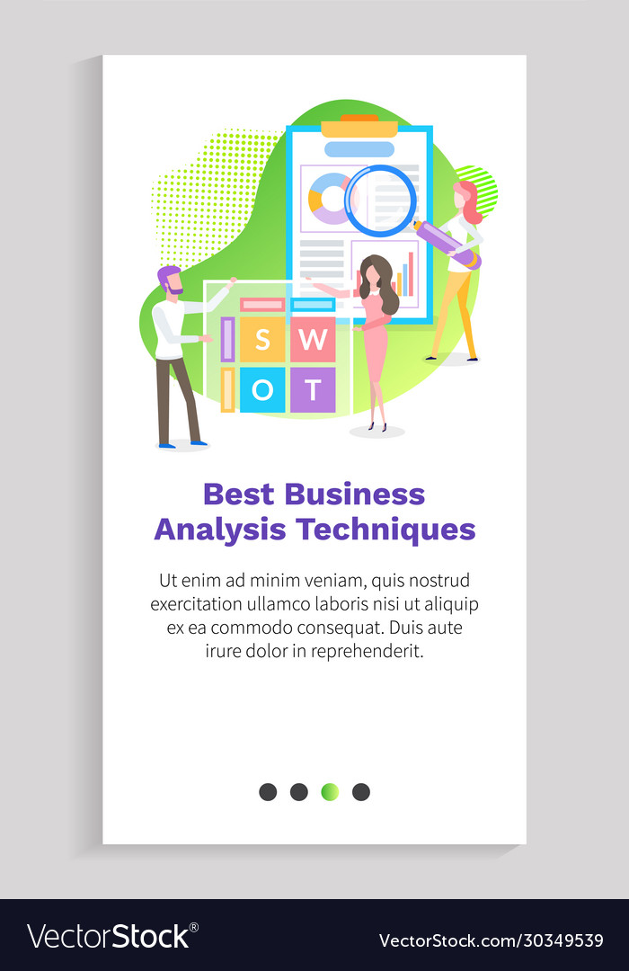 Business analytics technique workers stats web