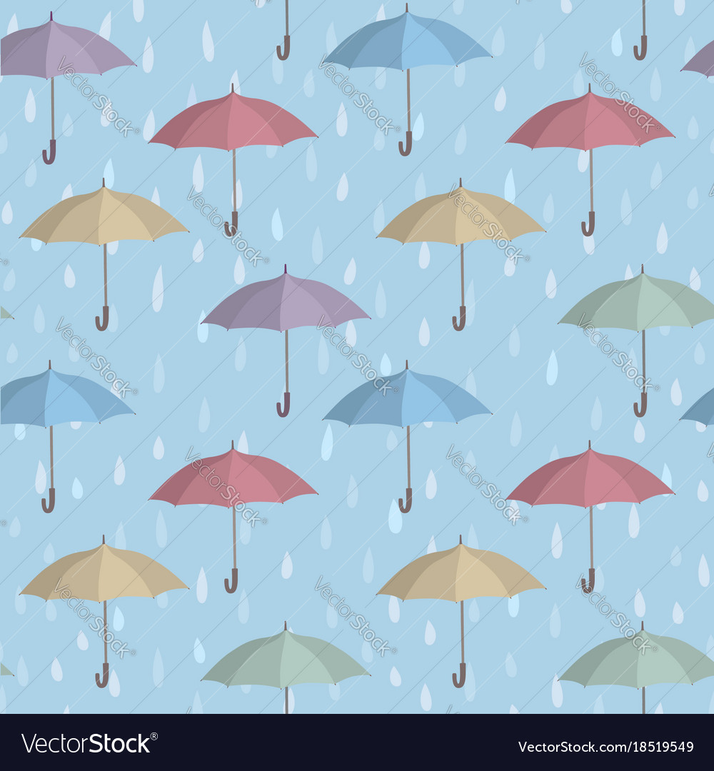 Umbrella Pattern Cool Design Ideas