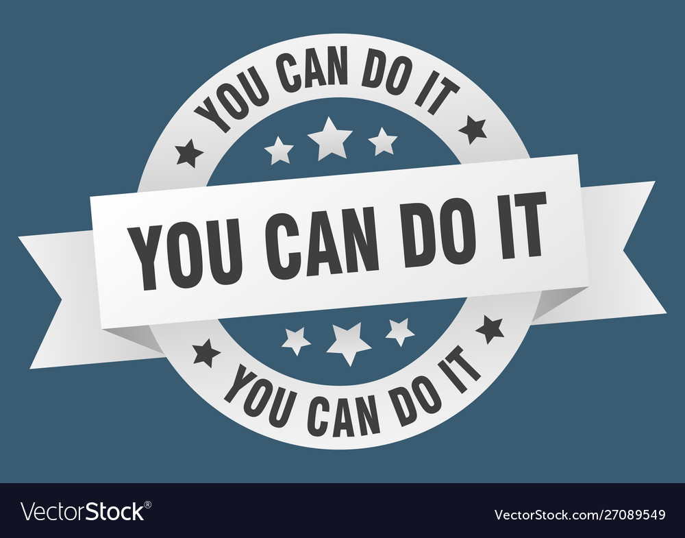 You can do it ribbon you can do it round white