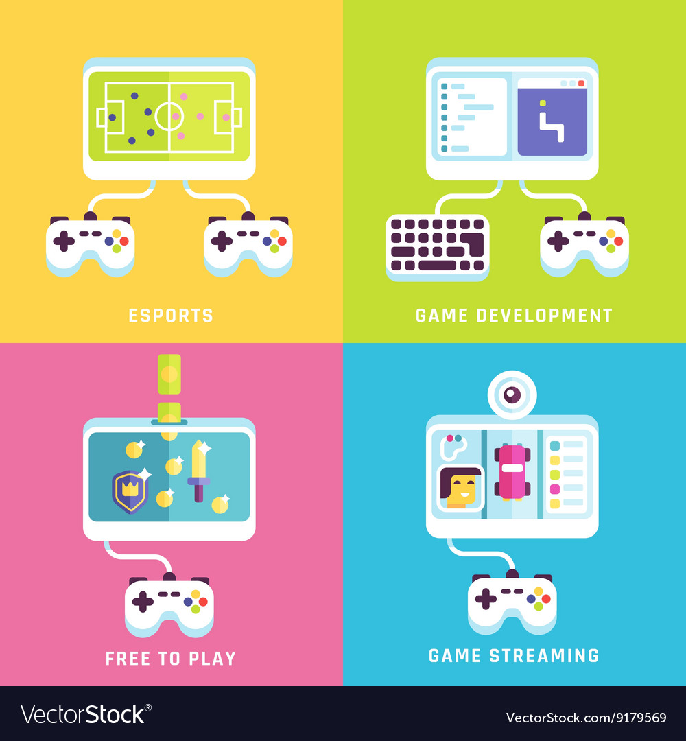 Game related concepts