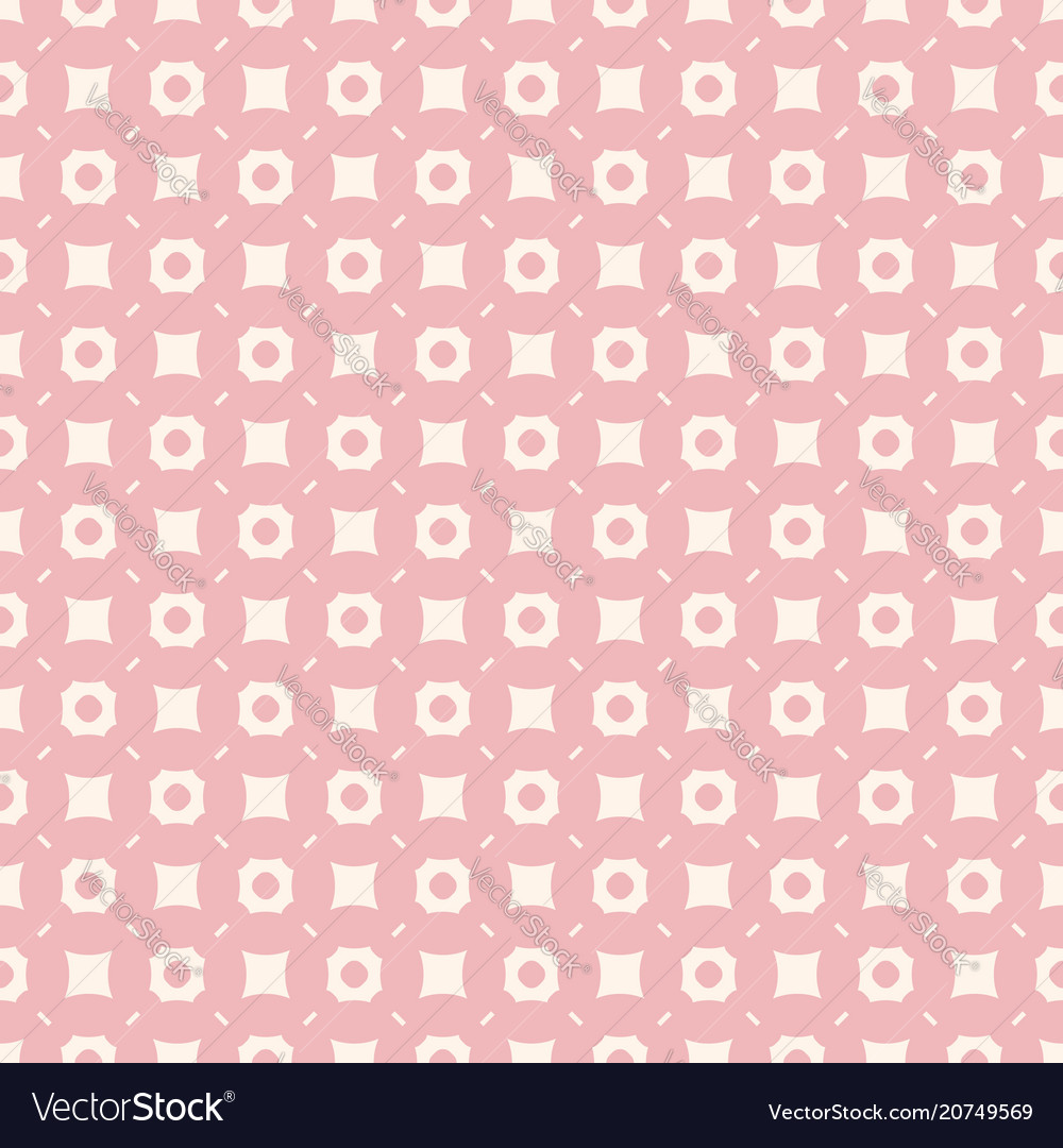 Pink geometric texture abstract seamless pattern