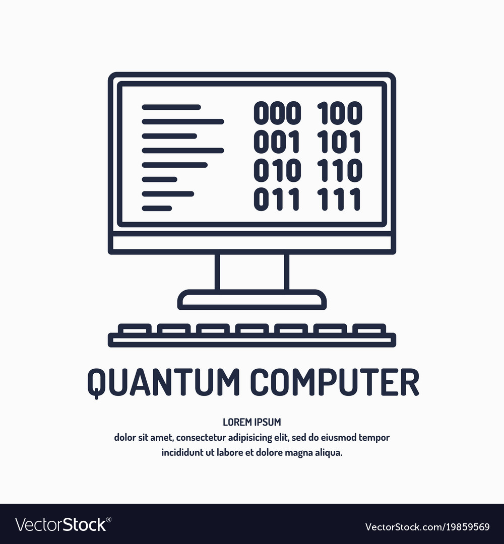Quantum computer analysis and data transfer