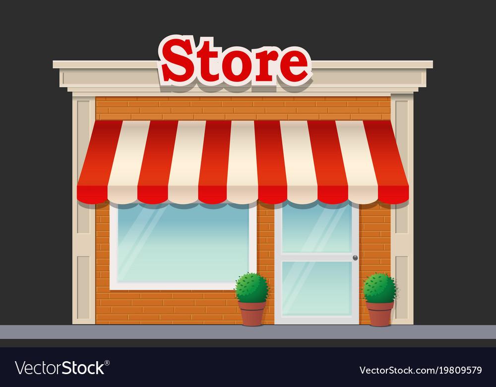 Online store building