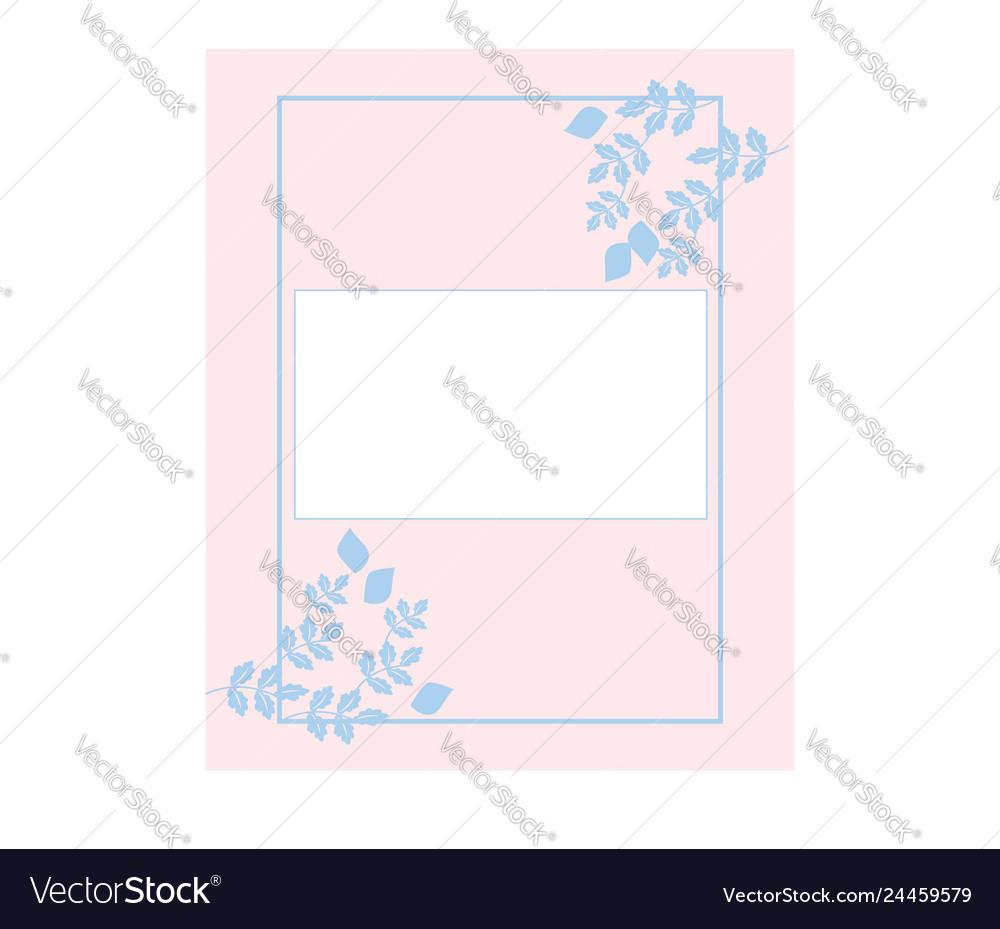 Wedding invitation card design or color