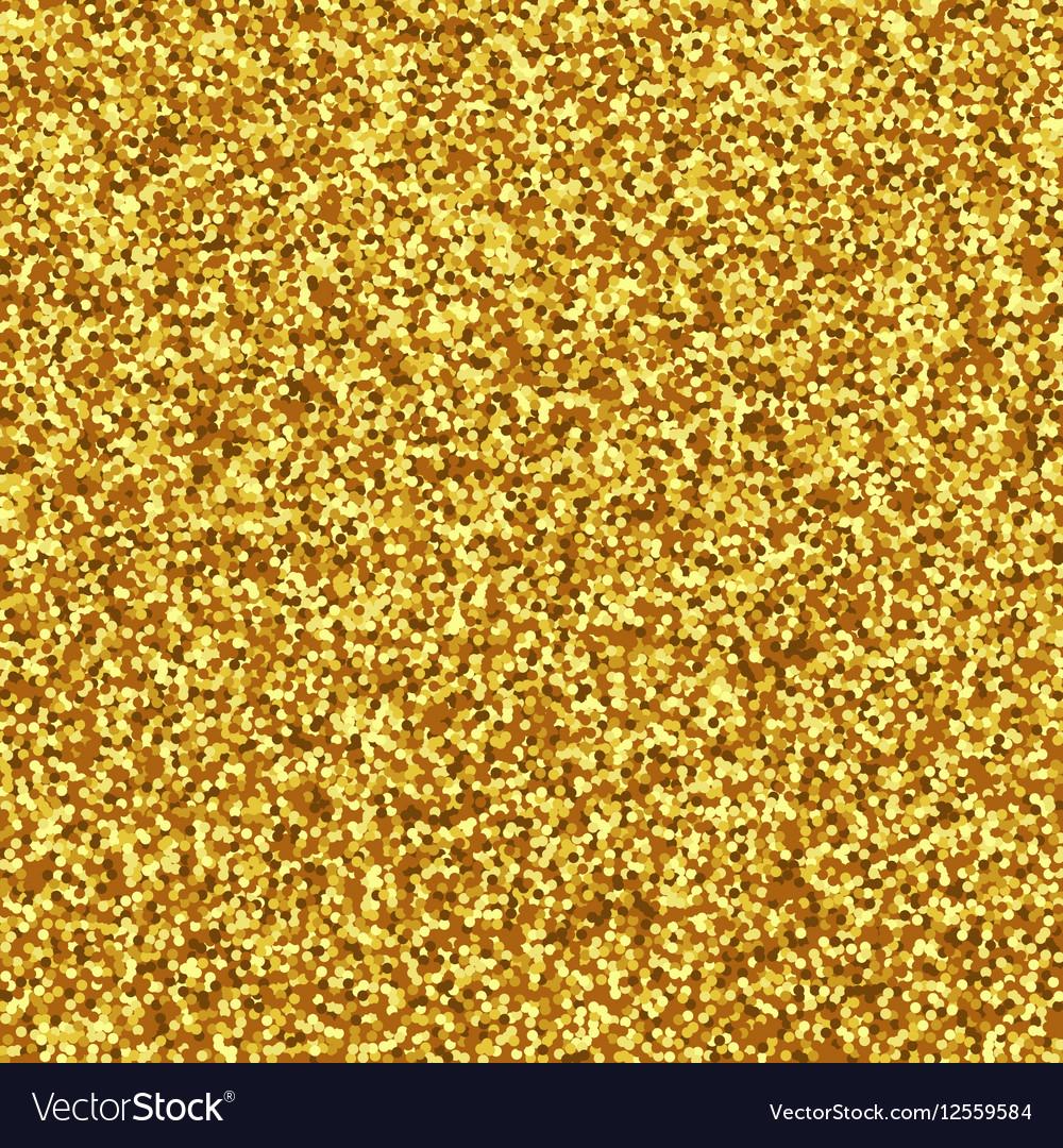 Gold glitter texture Design element