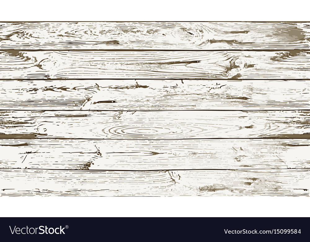 Two Color White Seamless Wood Texture Royalty Free Vector