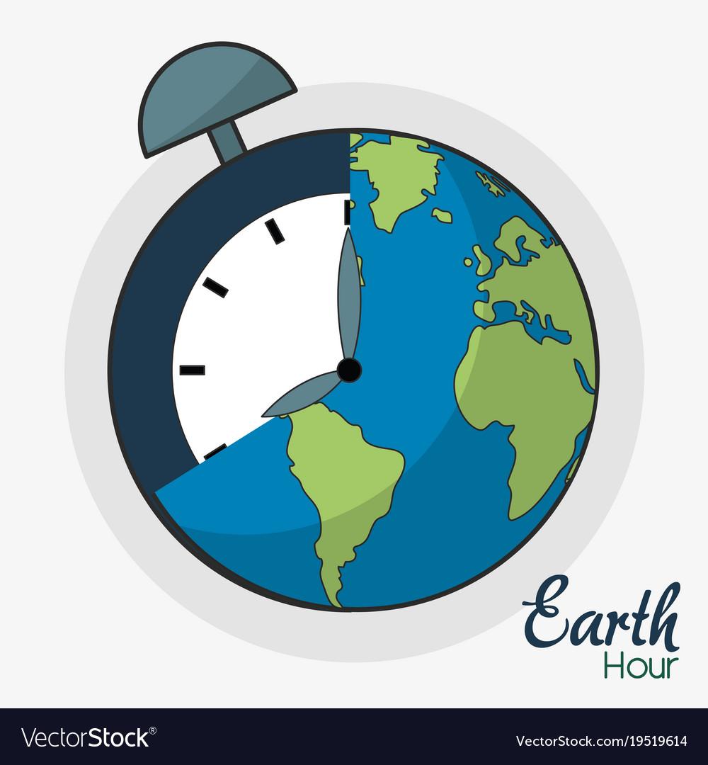 Earth hour design
