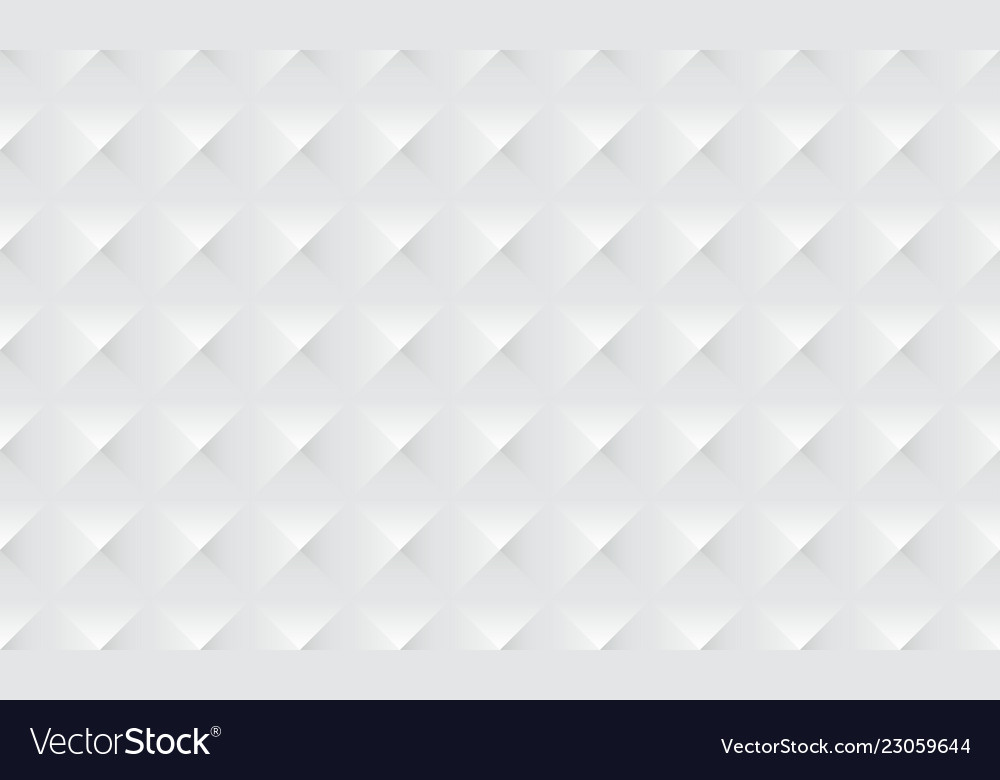 Abstract white background texture with diamont