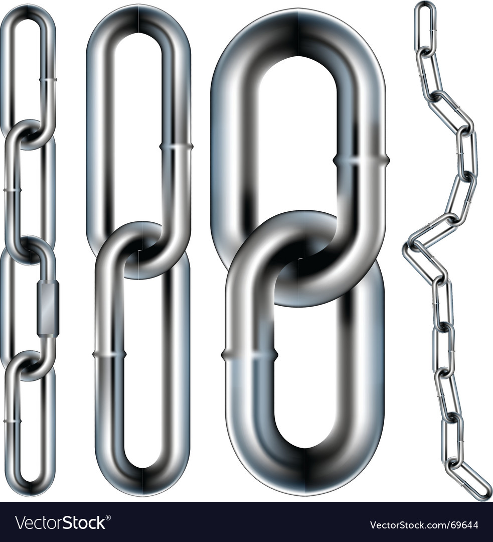 Chain link seamless