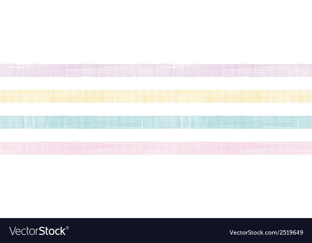 Abstract textile colorful stripes horizontal