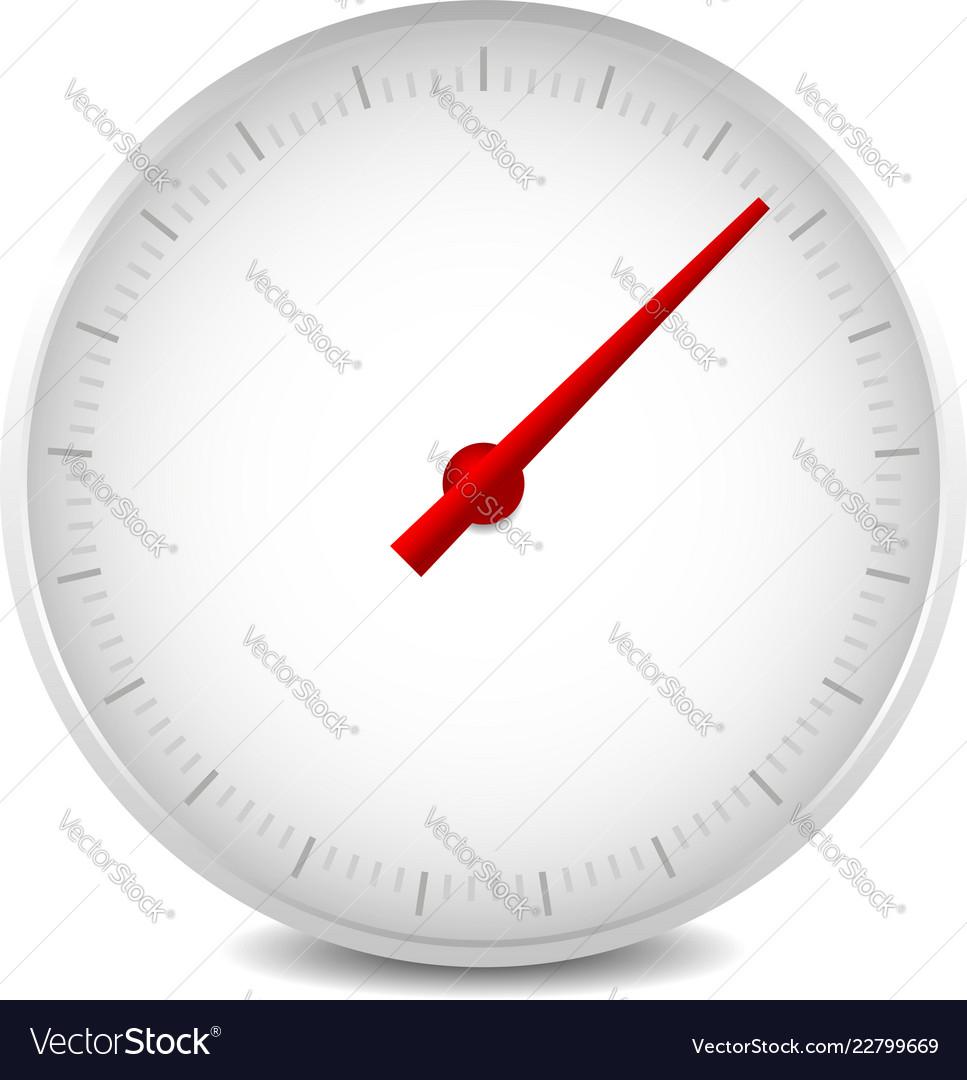 Analog meter for measurement