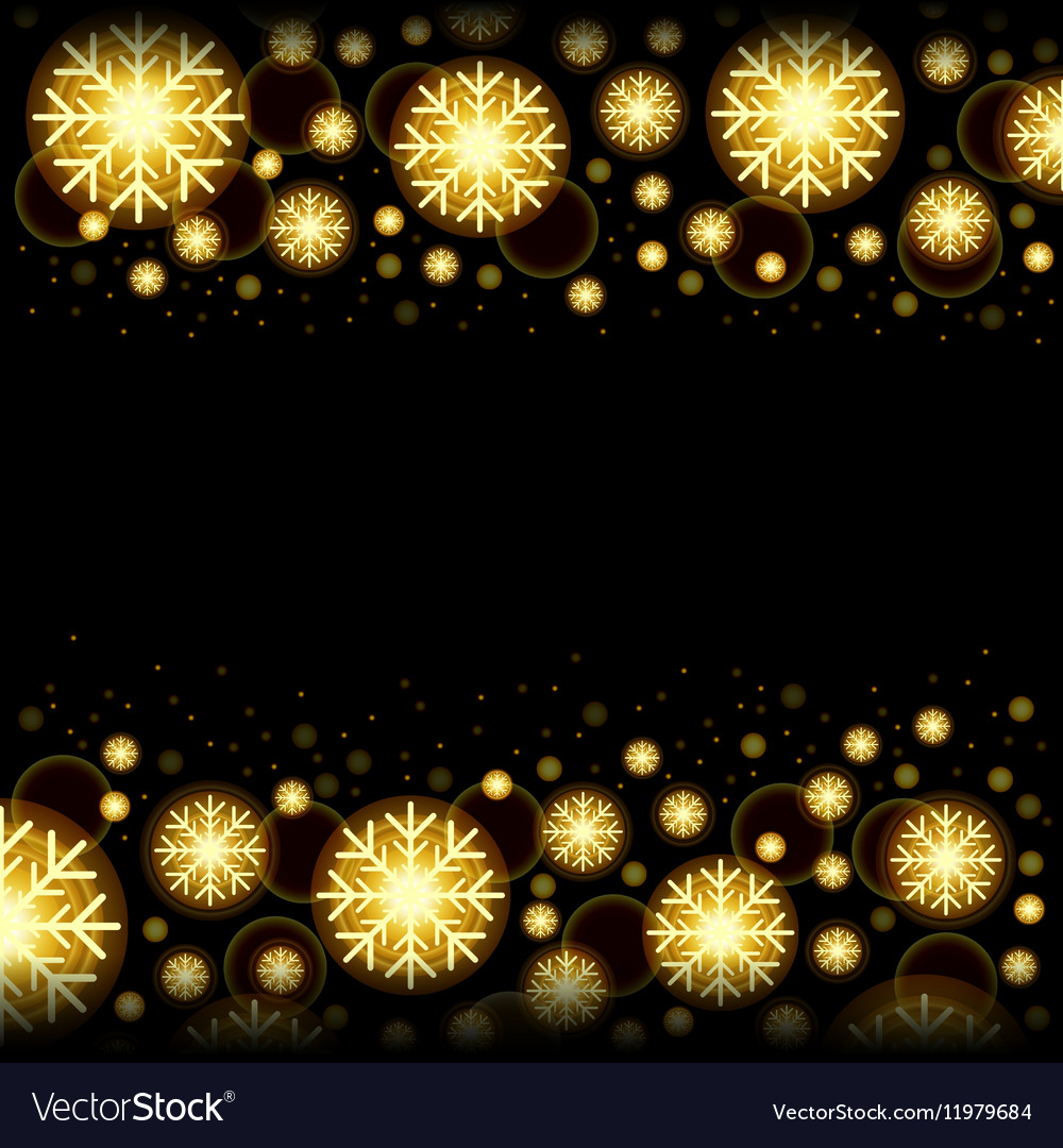 Abstract Christmas background Elegant winter