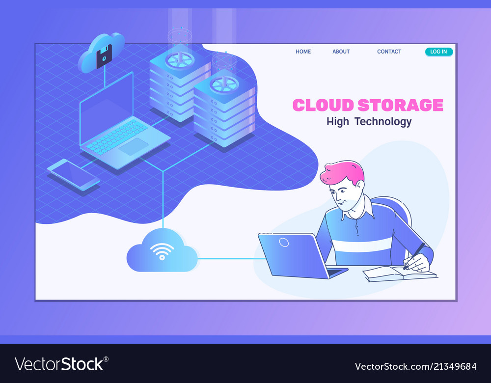 Isometric cloud computing services and technology