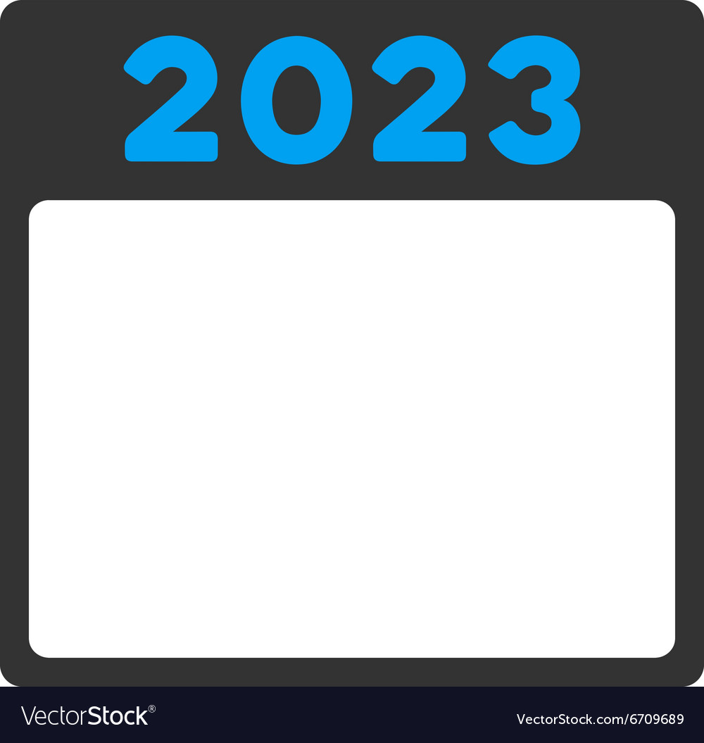2023 Calendar Icon