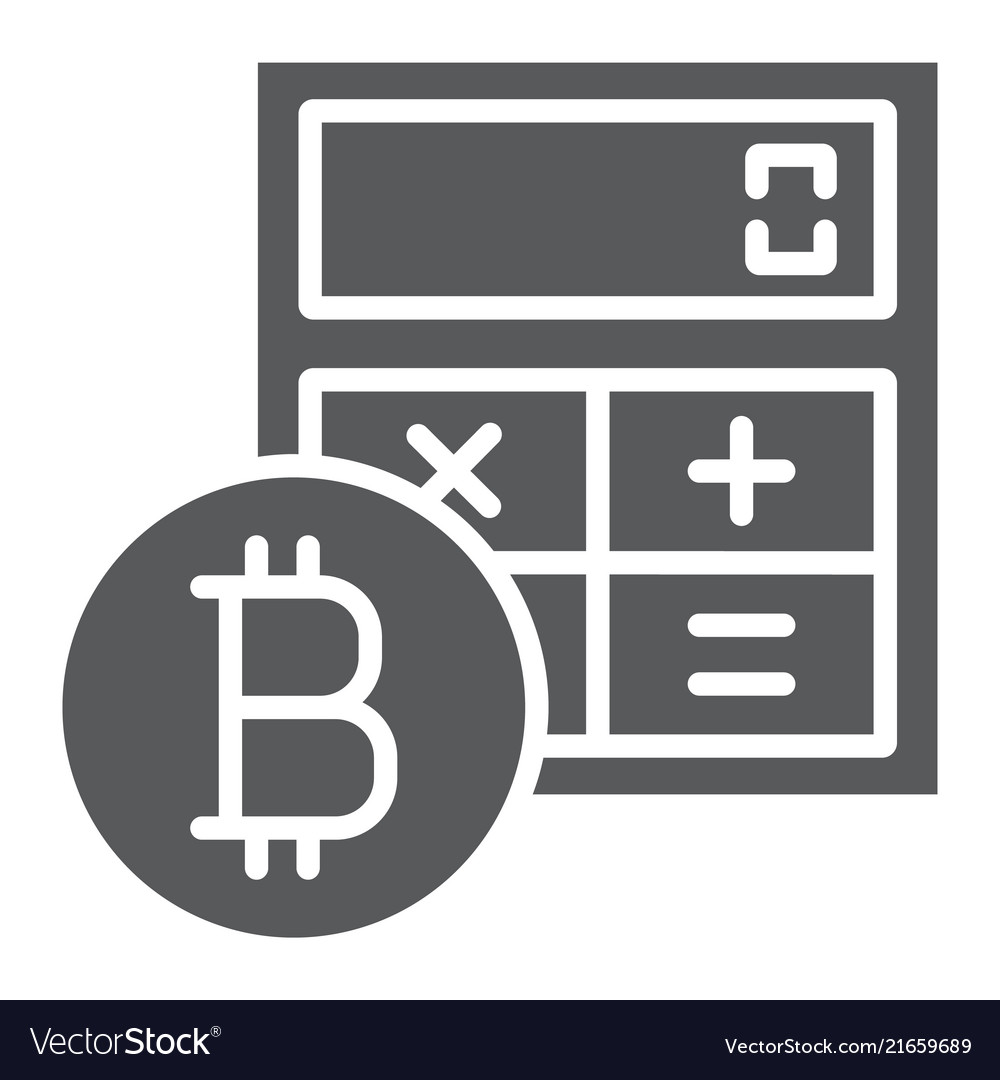 Glyph Icon Finance And Money Vector Image