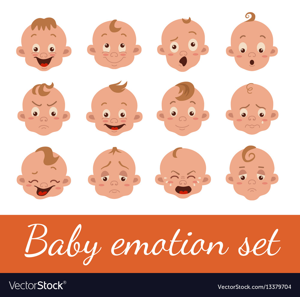 Have baby facial emotions
