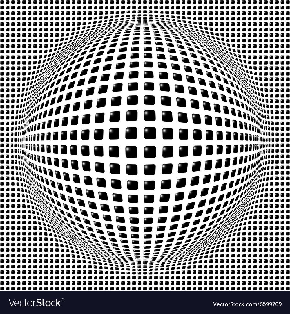 Sphere digital background