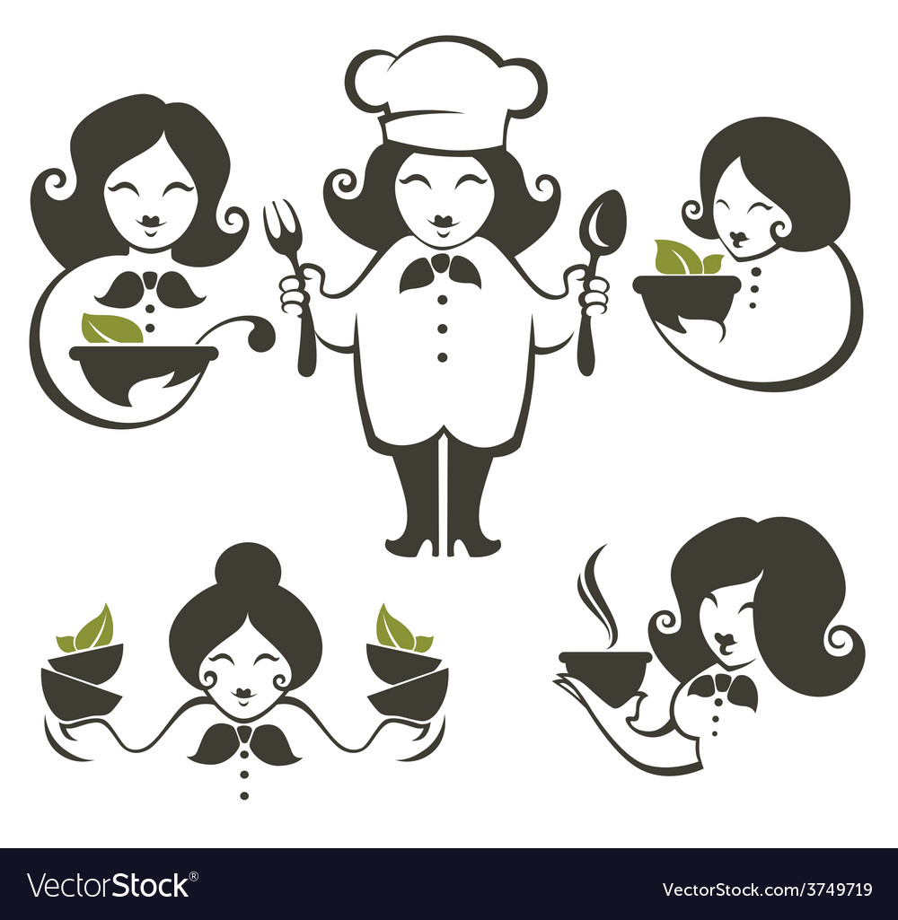 Cooking women