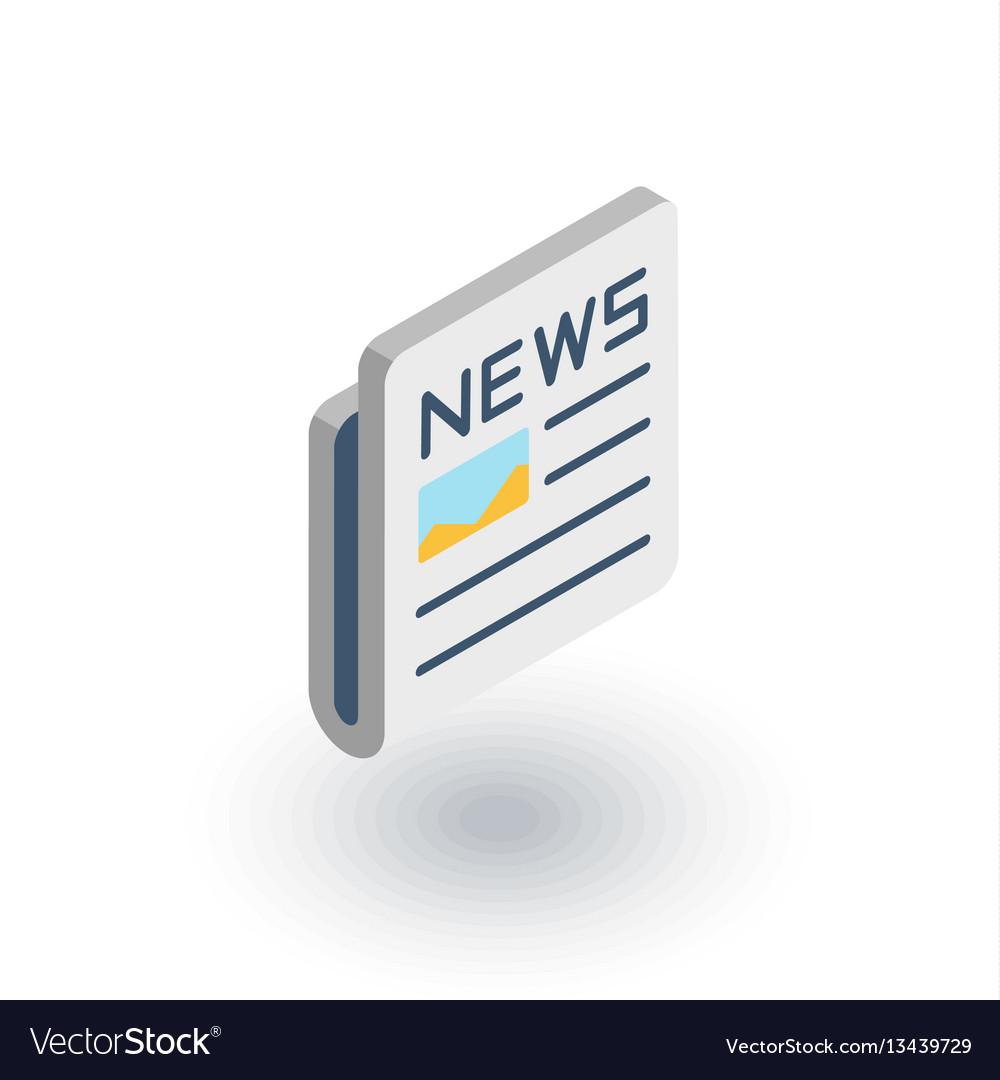 Newspaper daily press news content article