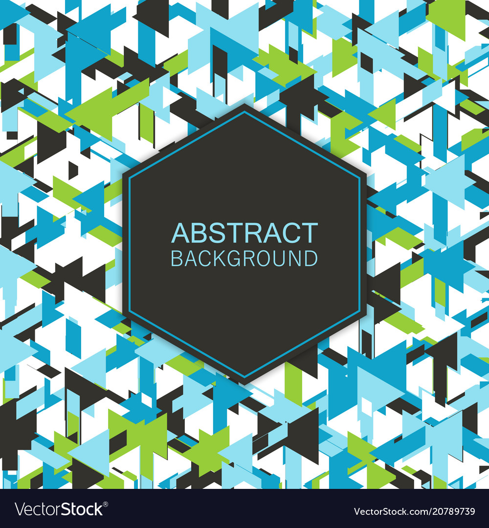 Abstract background geometric pattern