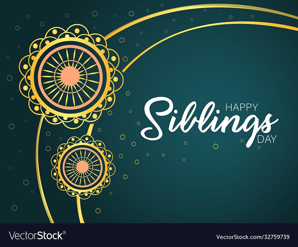Siblings day happy raksha bandhan wishes t