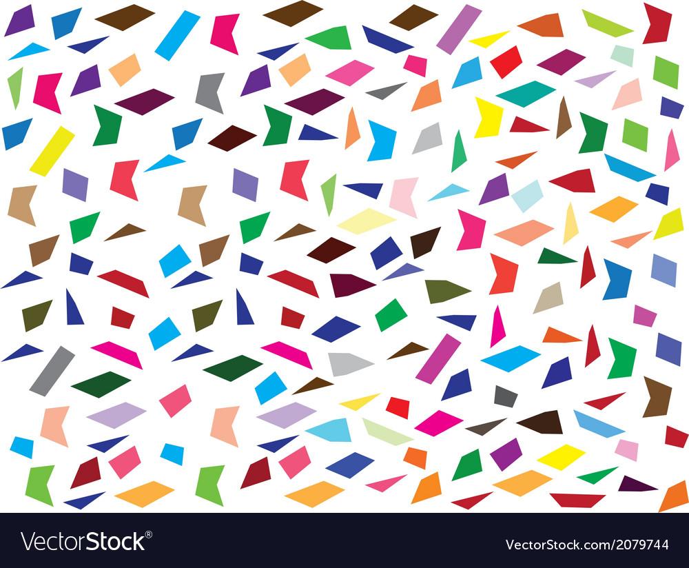 Confetti background