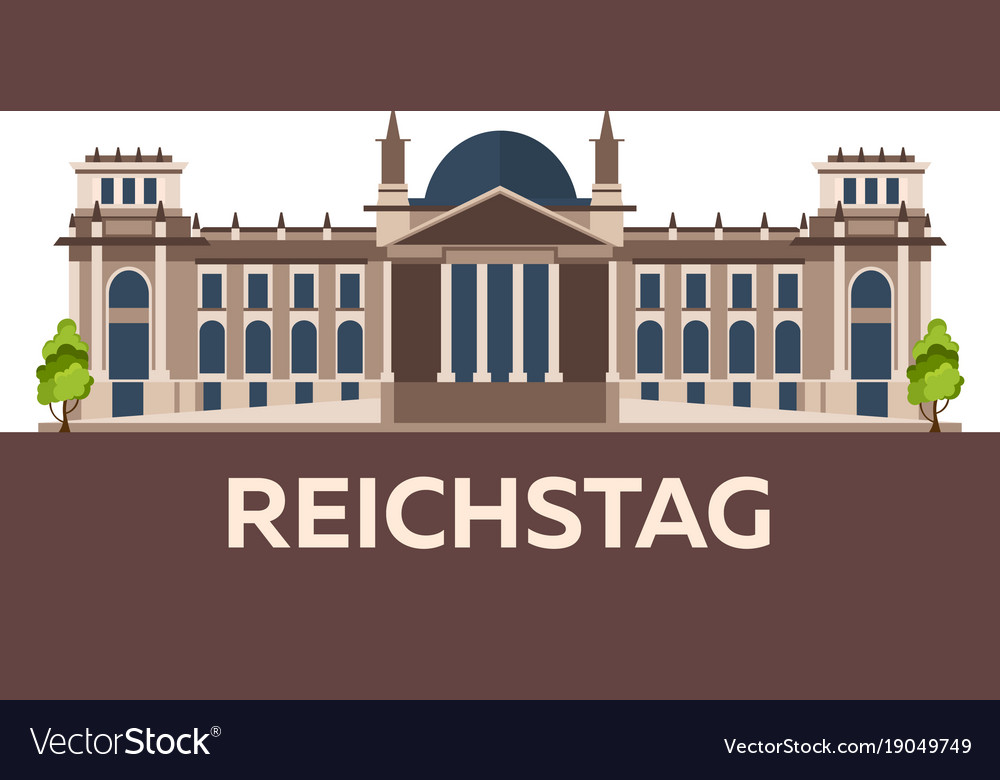 Travel to germany reichstag flat