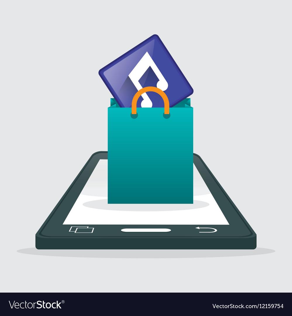 Mobile music shopping online application