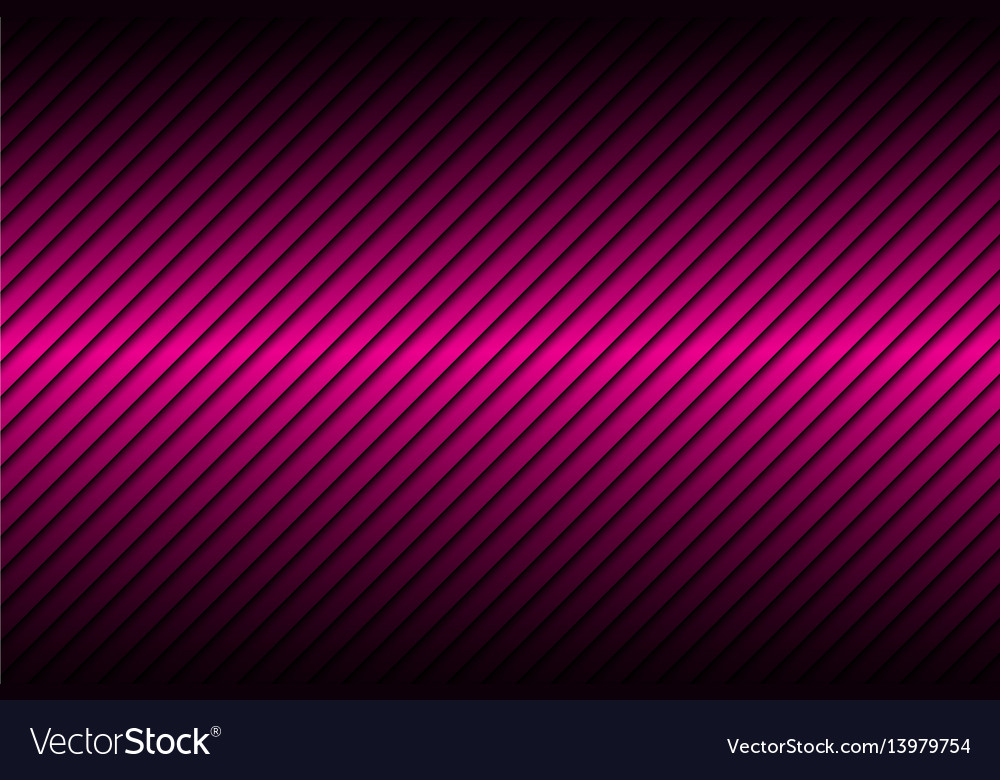 Pink line abstract background with dark gradient