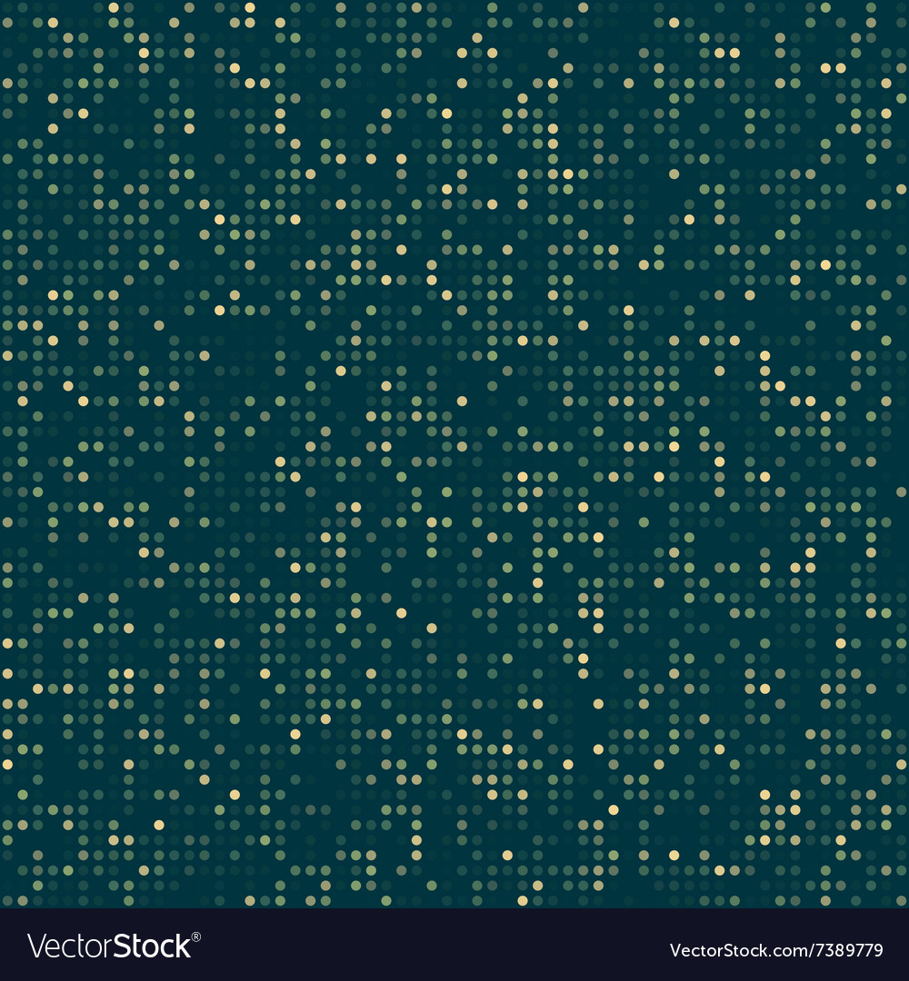 Abstract seamless dot pattern
