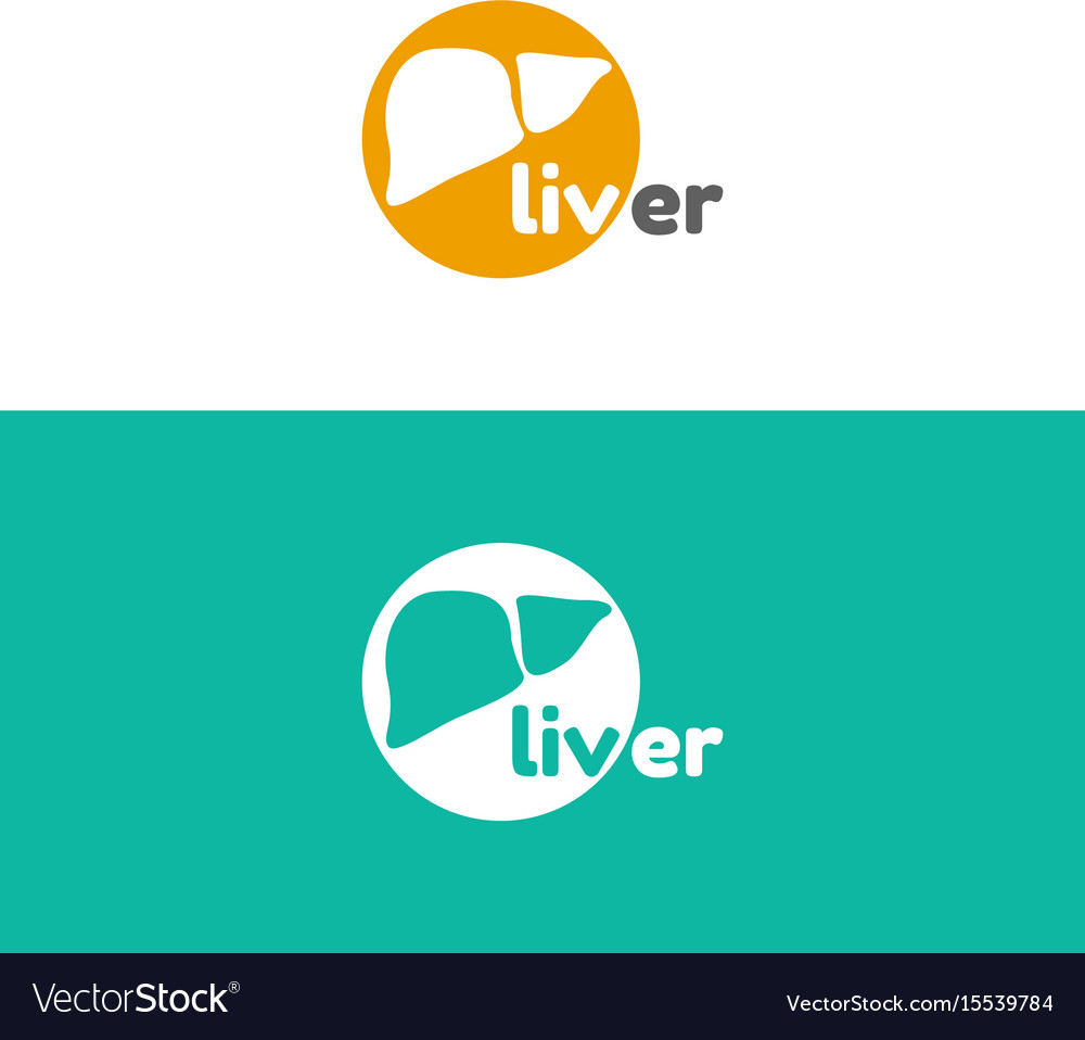 Template logo for liver hepatology clinic