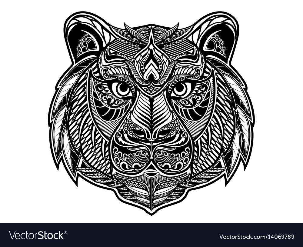 Entangle tiger